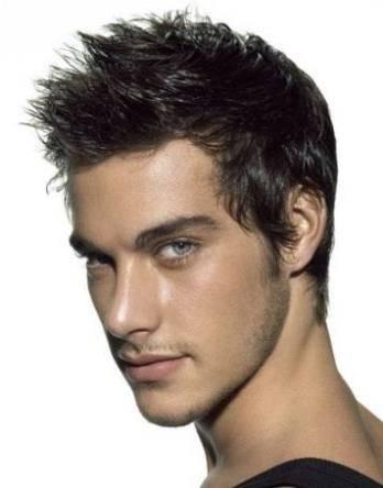 Model Rambut Short Spiky untuk Pria