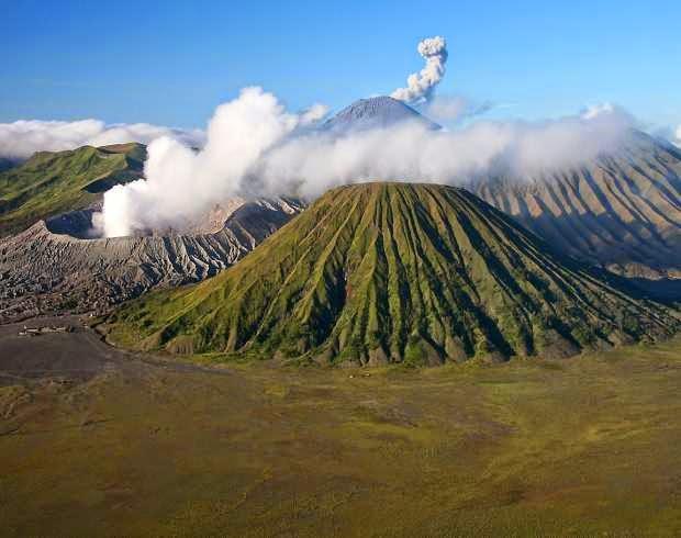 Gunung Bromo - Tempat wisata alam di Jawa timur