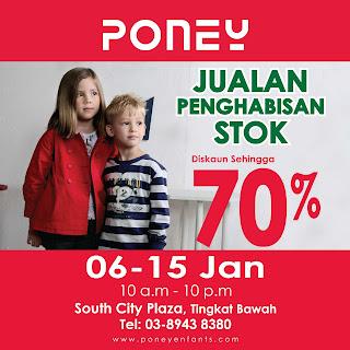 Poney-sales