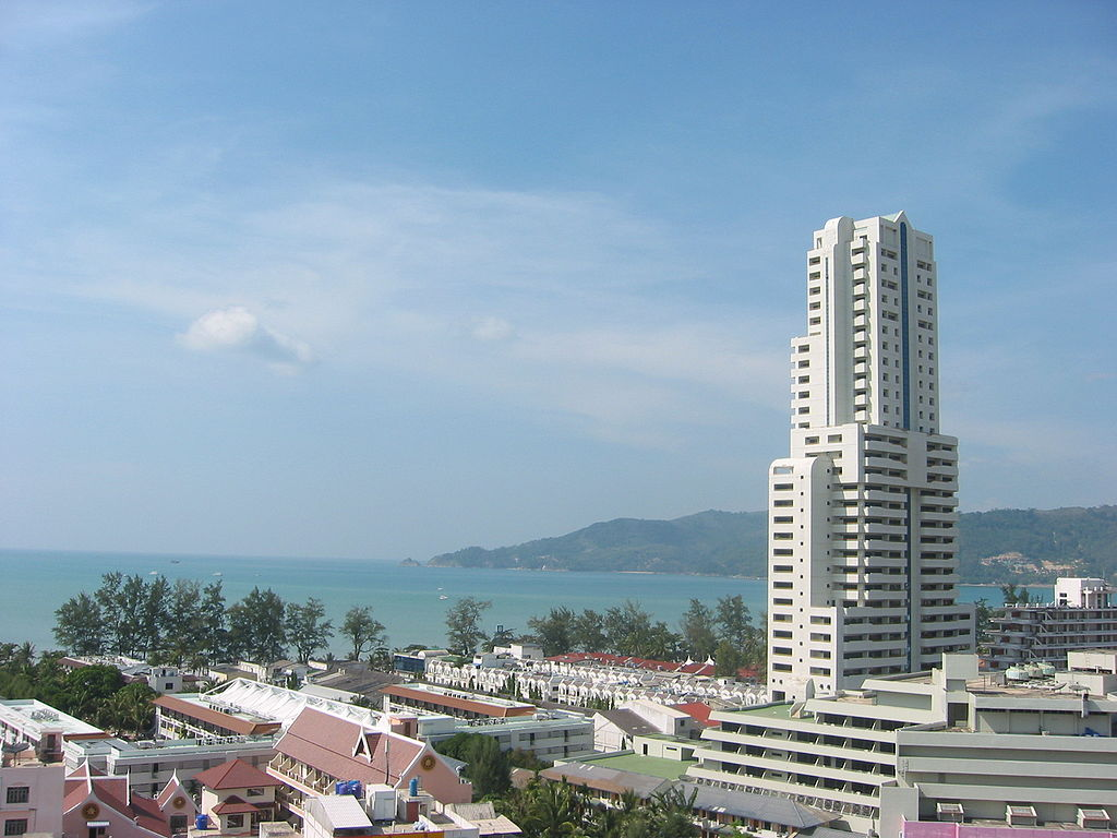 how to go patong from phuket bus terminal