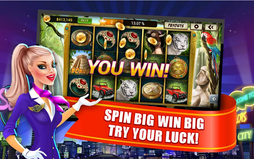 Slot city android spel
