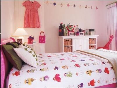#14 Traditional Young Girls Bedroom Ideas