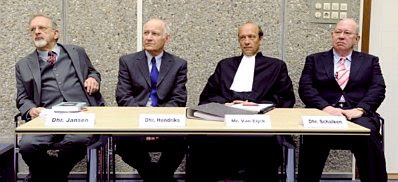 Witnesses in the Wilders case