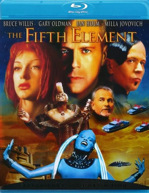 The Fifth Element 1997 720p BRRip Dual Audio Hindi Dubbed