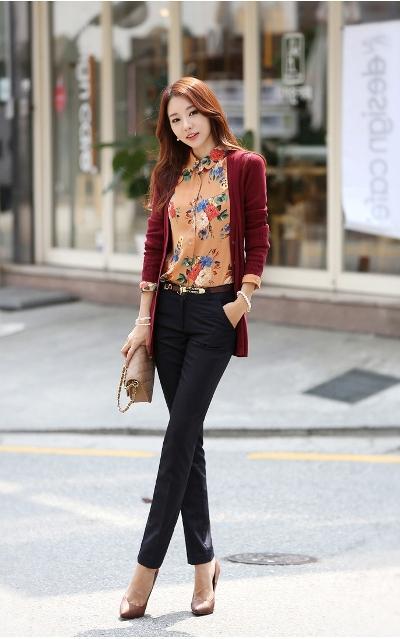 Áo khoác nữ len mỏng đẹp