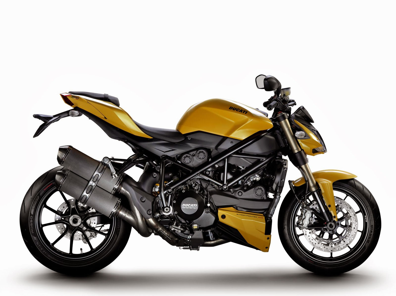 Ducati Streetfighter 848 - Giá: 33,000 usd