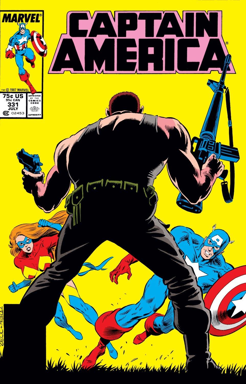 Captain America (1968) Issue #331 #260 - English 1