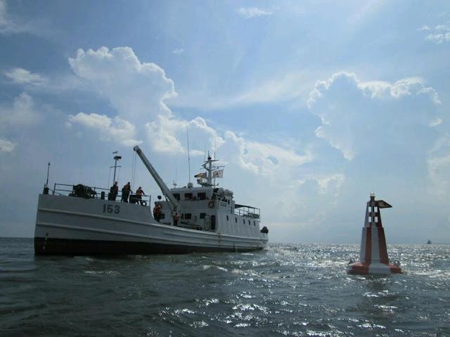 Tras 42 años de servicio ininterrumpido en la Armada de Colombia, el ARC Quindío sera hundido para la creación de un parque de buceo cerca de la ISla Barú.