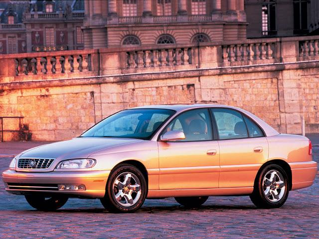 キャデラック・カテラ | Cadillac Catera '97-01
