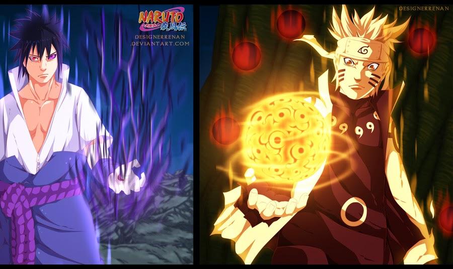 Naruto chap 678 Trang 17 - Mangak.info