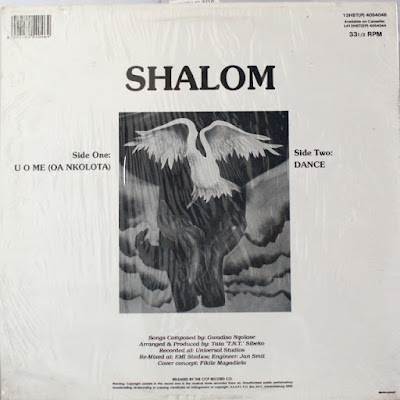 Shalom U O Me Oa Nkolota Dance