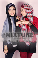 &#39;MIXTURE&#39; for hijabers