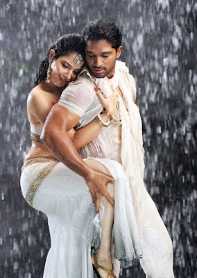 Tamanna Allu Arjun Hot Photos