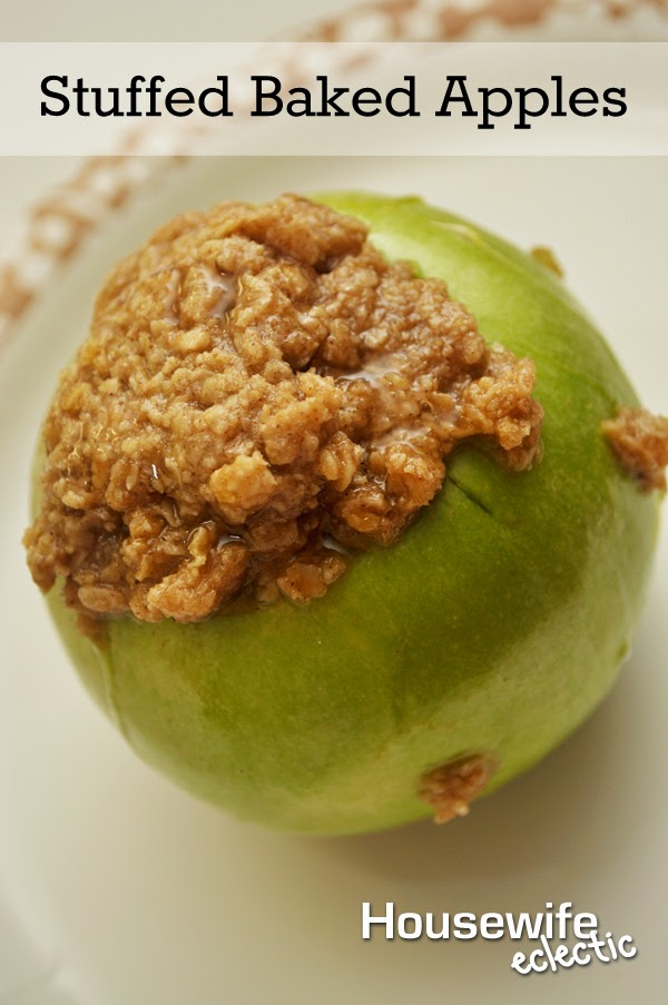 These delicious and easy to make apples are the perfect desserts for a ...