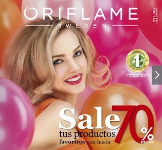Catalogo oriflame 11 agosto 2013 virtual online campa a 11 for Natura catalogo online