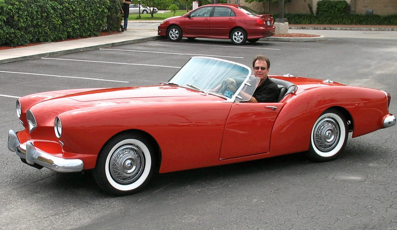 kaiser darrin america s first sports car. Cars Review. Best American Auto & Cars Review