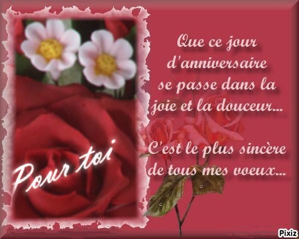 Carte Pour Anniversaire Amie Wizzyloremaria Web