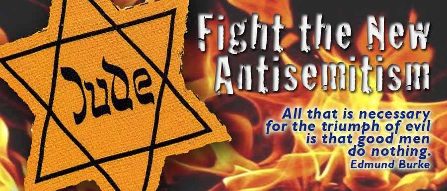 Fight The New Anti-Semitism!