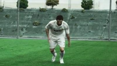 Cristiano Ronaldo | PES 2013 teaser trailer