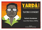 Se entregarán los ya tradicionales premios a los artistas callejeros. callejeros yarda