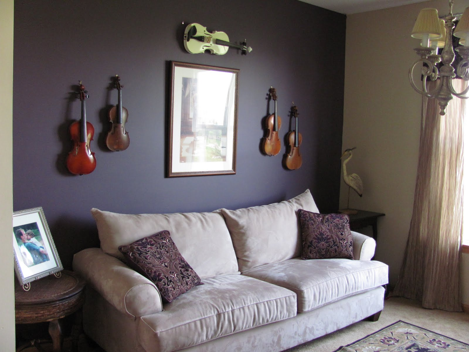 Header Re Decorated Living Room