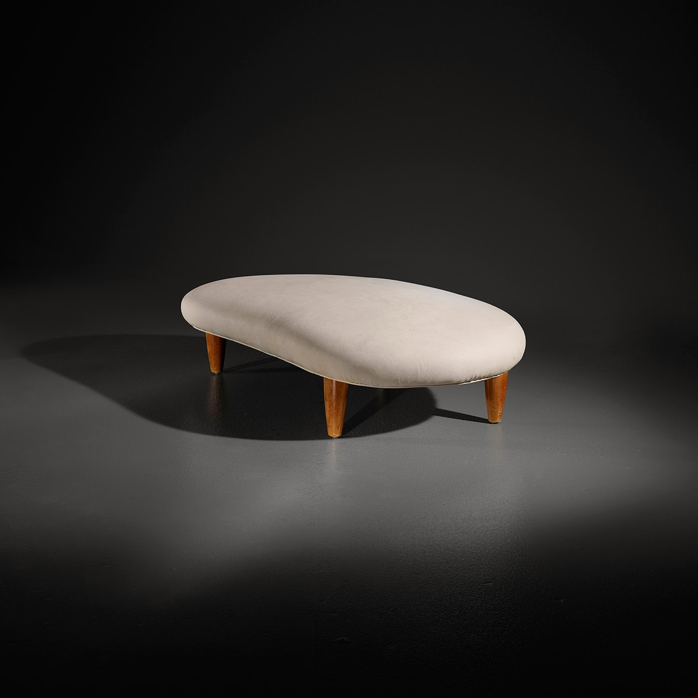 mid2mod sold at auction paul evans coffee table