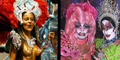 brazil carnival girls hot