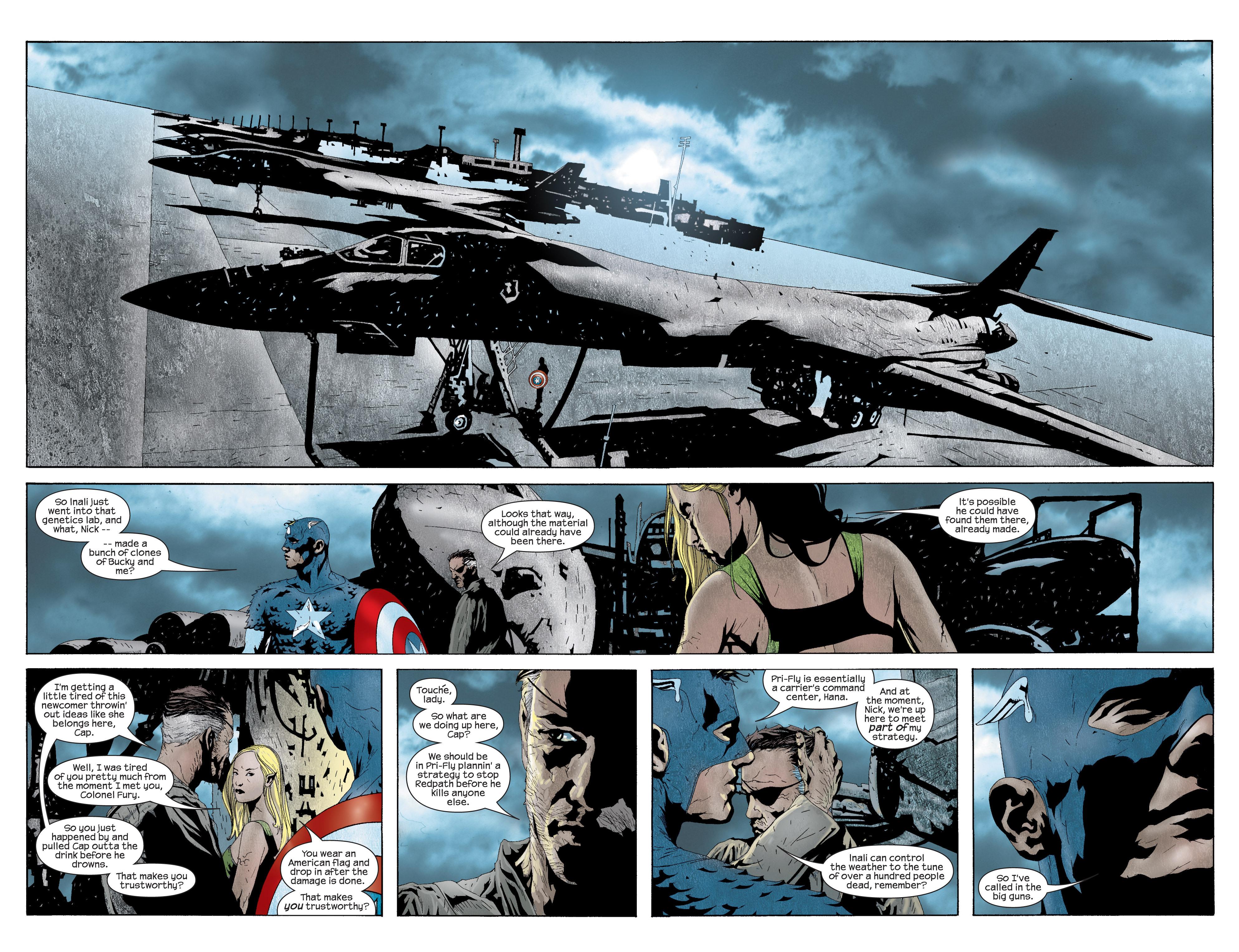 Captain America (2002) Issue #11 #12 - English 3