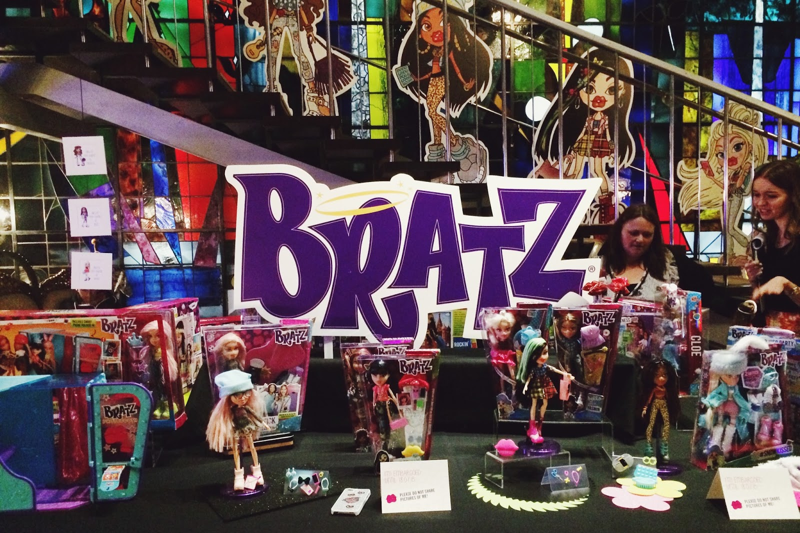 New Bratz Dolls, Bratz are back