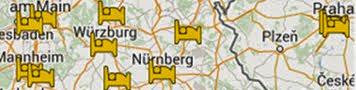Hotels auf der Karte finden >>>