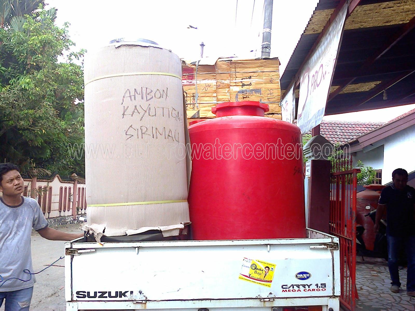 pengiriman depot air minum isi ulang