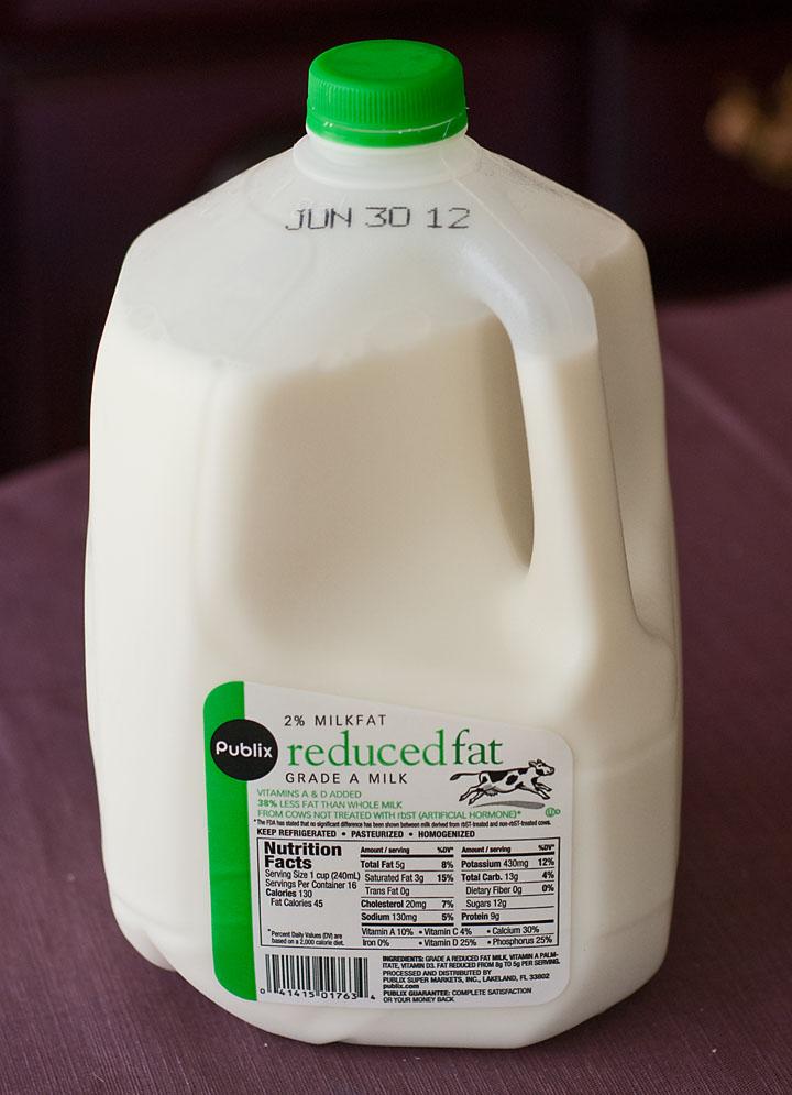 Plastic Milk Jug Your ...