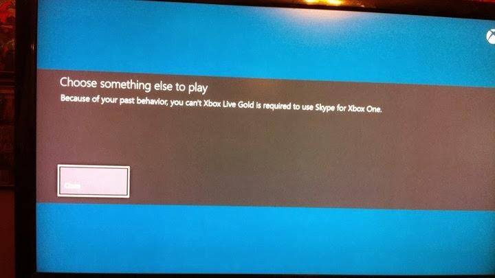 Usuários do Xbox One são temporariamente banidos por usarem palavrões em seus gameplay Skype