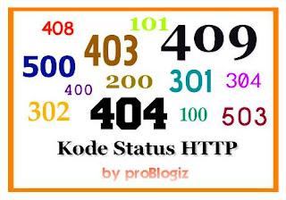 Memahami Kode-Kode Status HTTP