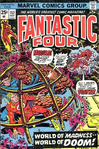 Fantastic Four #152