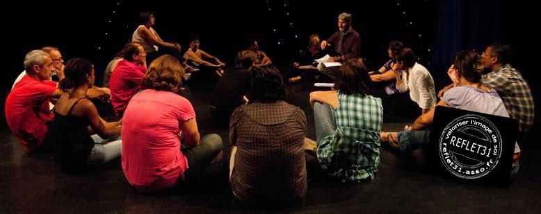 Reflet31 - Ateliers théâtre
