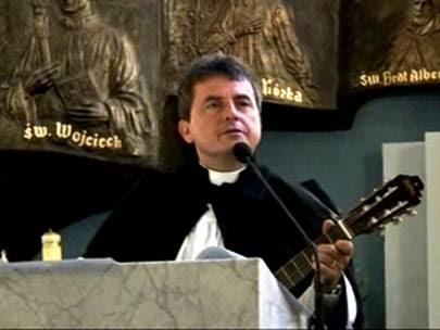 Dzieciątko Jezus Król: Ks. dr hab Piotr Natanek