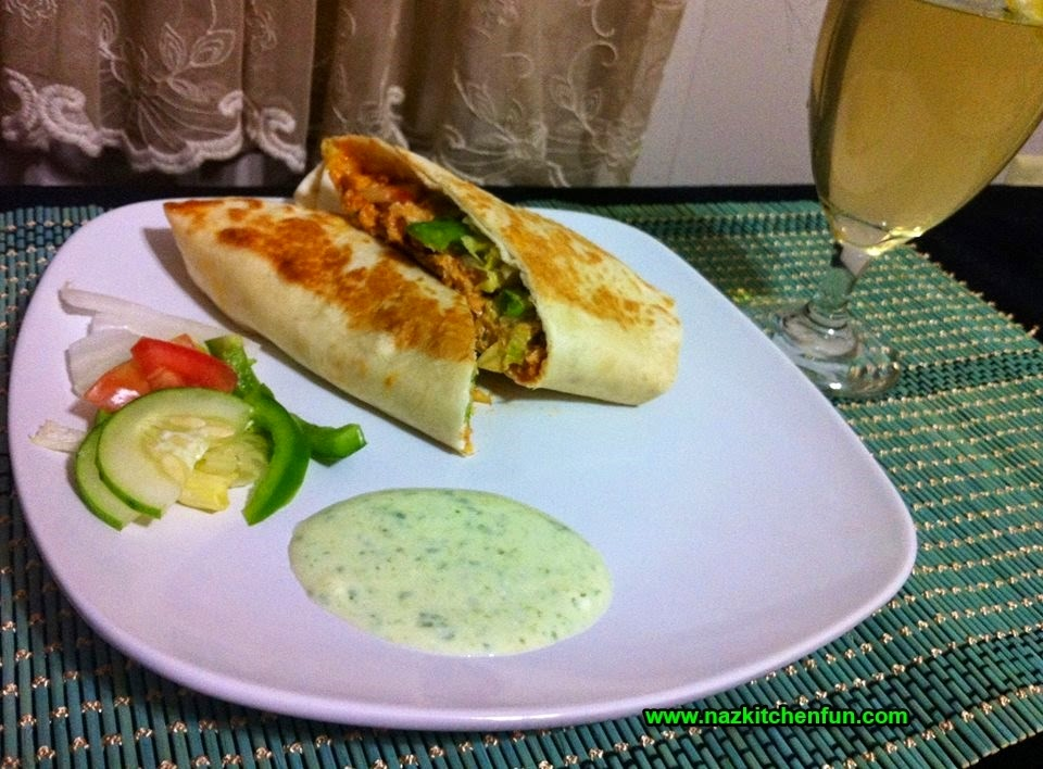 http://www.nazkitchenfun.com/2013/07/chicken-chili-cheese-shawarma-wrap.html