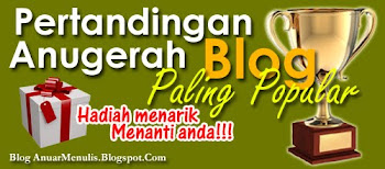 Pertandingan Anugerah Blog Popular