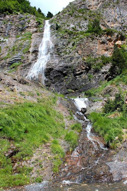Salto Carpín-Valle de Bujaruelo-Huesca