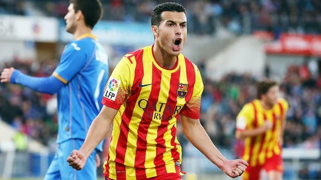 Vídeo resumen: Getafe 2 - Barça 5