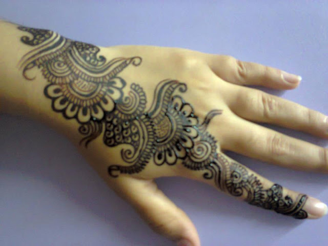 Mehndi Wale Hands : Best mehndi designs for different occasions bangle style