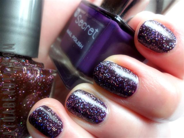 My Secret, 153 Berry Lea & Sensique, Fantasy Glitter, 211 Fireworks
