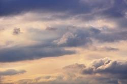 Wolkenlandschaften...