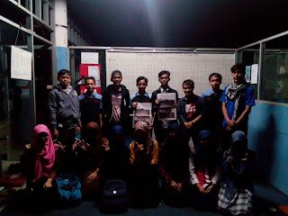 "Pers Mahasiswa IAIN , Apresiasi Sambutan Presiden Mahasiswa UPI ""YPTK"""