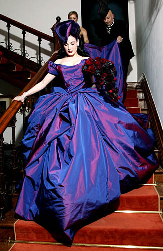 Dita Von Teese Wedding Dress 0 Fancy Dita Von Teese Wedding