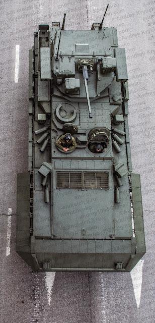 Epoch Turret on T15 Heavy IFV