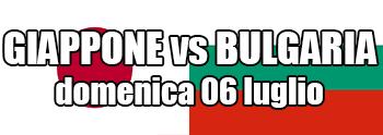 Semifinali QWC: Japan v Bulgaria