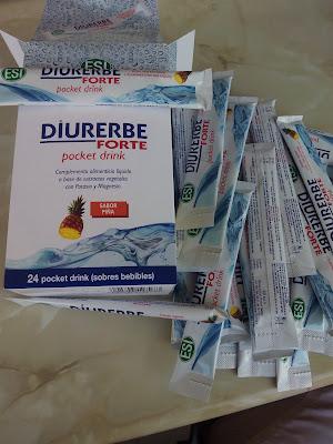 Diurerbe Forte Pocket Drink Piña de Trepat Diet