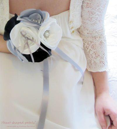 ring bearer bouquet
